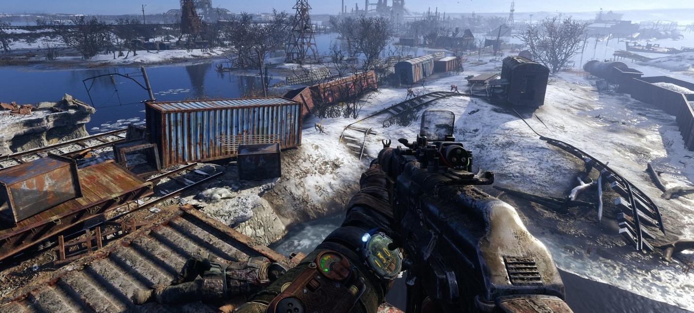 Новый драйвер Nvidia увеличивает производительность в Metro Exodus и The Division 2