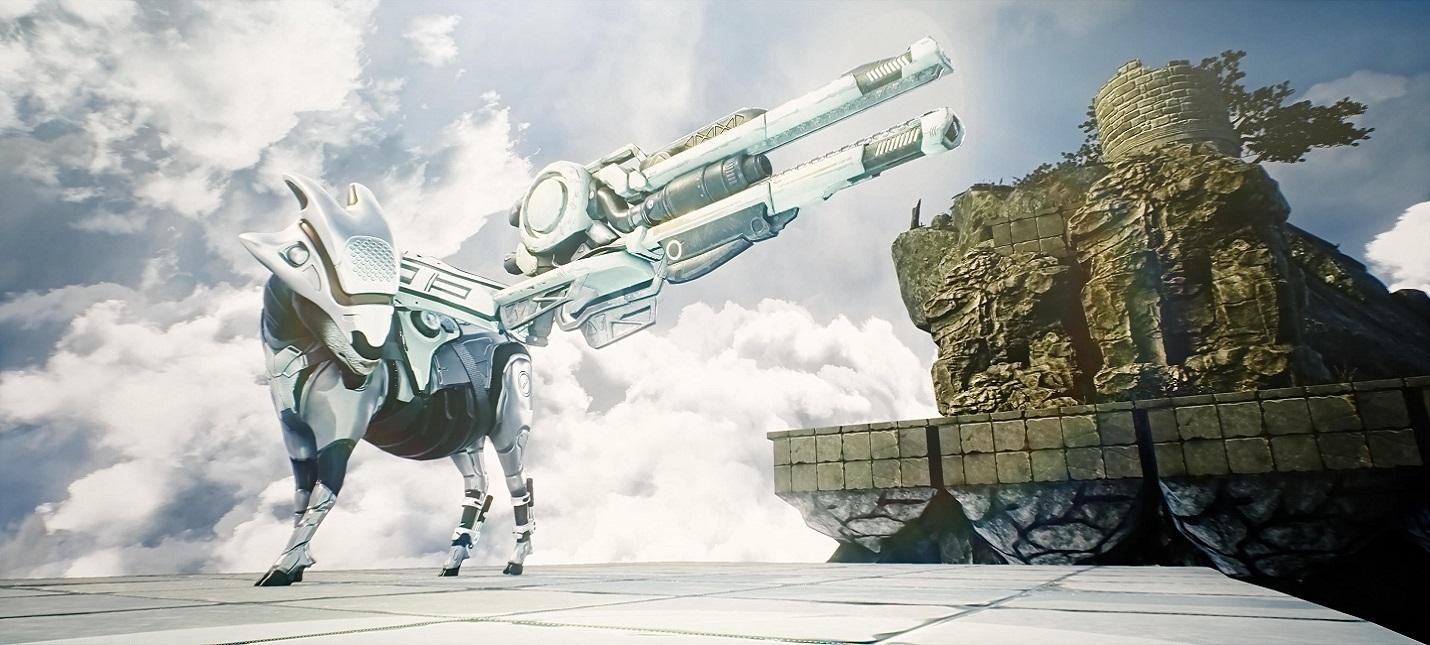Goat of Duty вышла в раннем доступе Steam