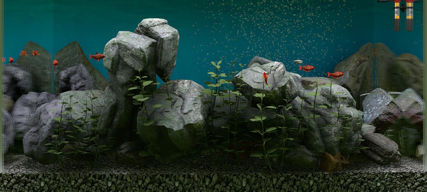 Biotope обещает стать самым реалистичным симулятором аквариума