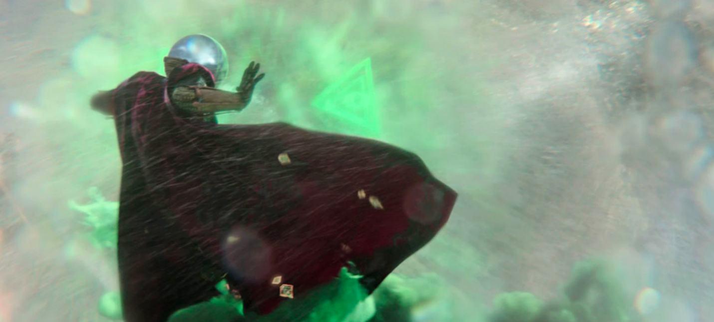 """Концепт-арты с альтернативными обликами Мистерио из """"Человека-Паука: Вдали от дома"""""""
