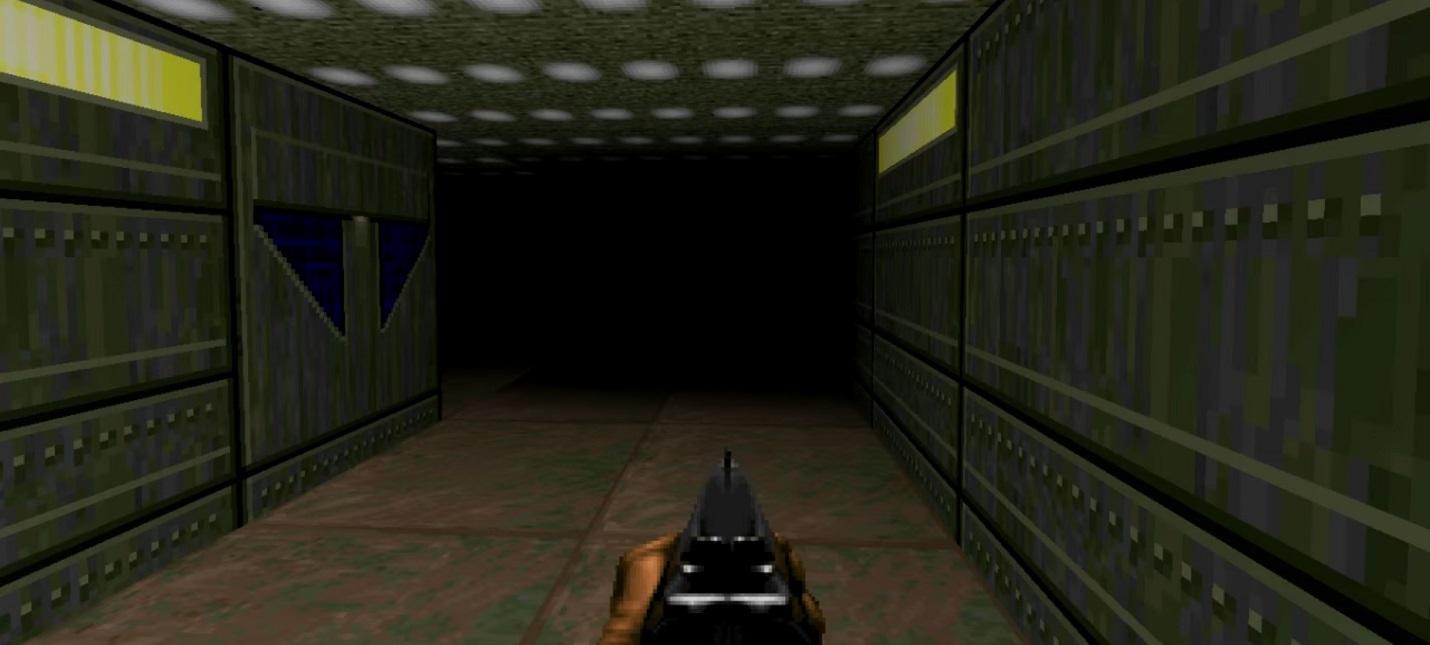 Моддер превратил Doom 2 в хоррор