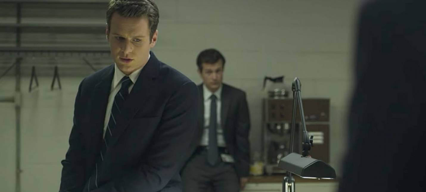 """Дэвид Финчер раскрыл дату премьеры второго сезона """"Охотник за разумом"""""""