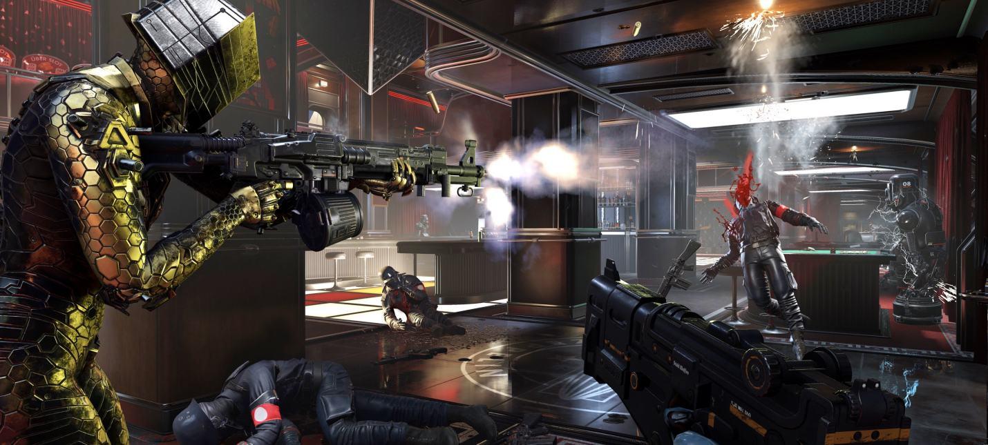 Wolfenstein: Youngblood и Cyberpilot ушли на золото