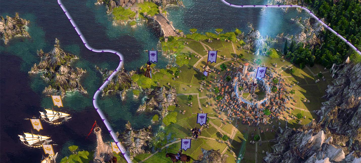 Получите бесплатно Age of Wonders 3, а также скидку на AoW: Planetfall Premium Edition