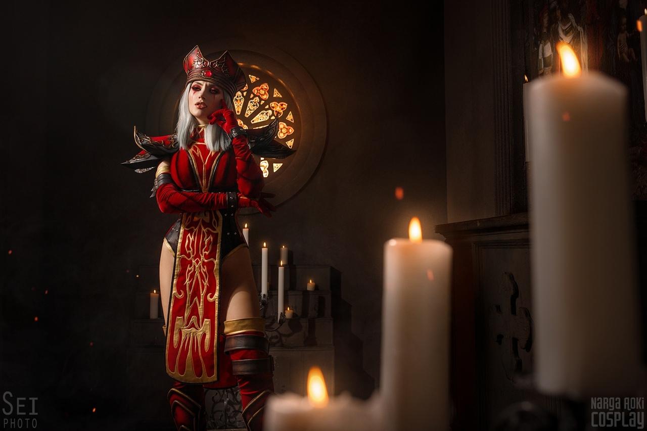 """Пятничный косплей: """"Аквамен"""", Borderlands и World of Warcraft"""