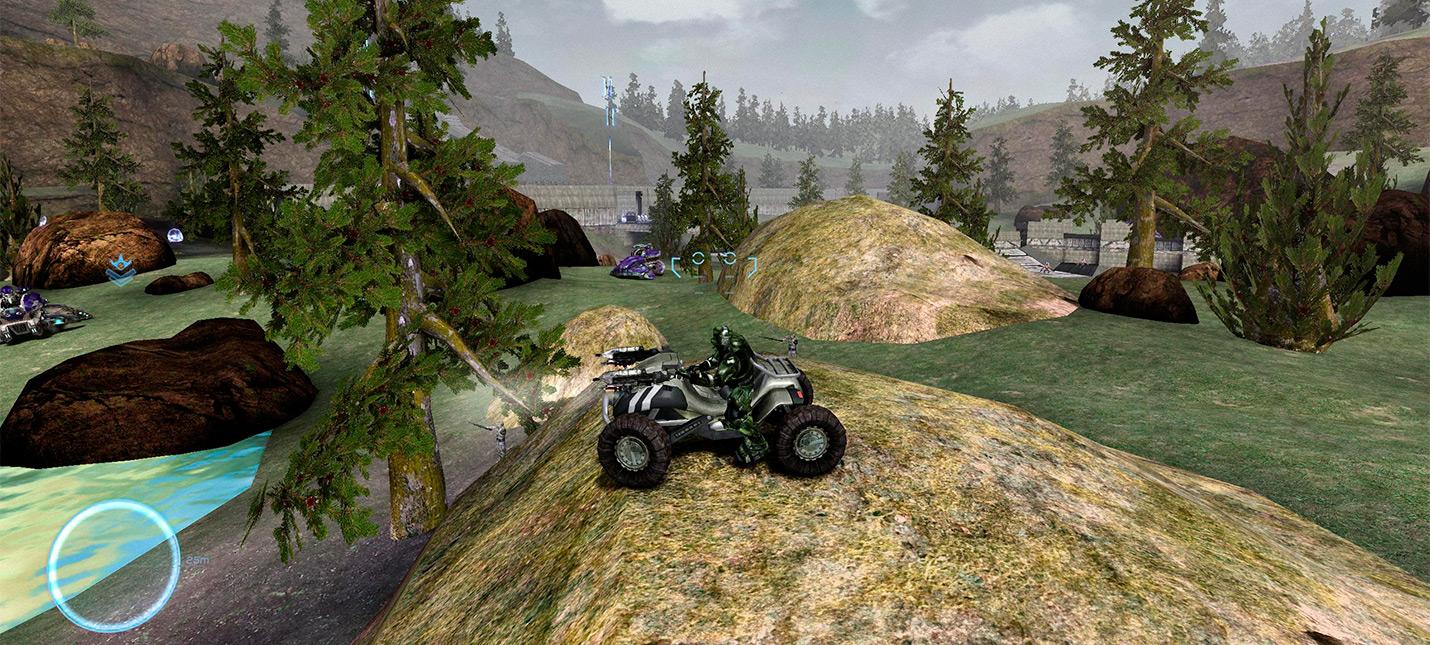 Мод Halo полностью меняет игру с новыми уровнями, оружием и графикой