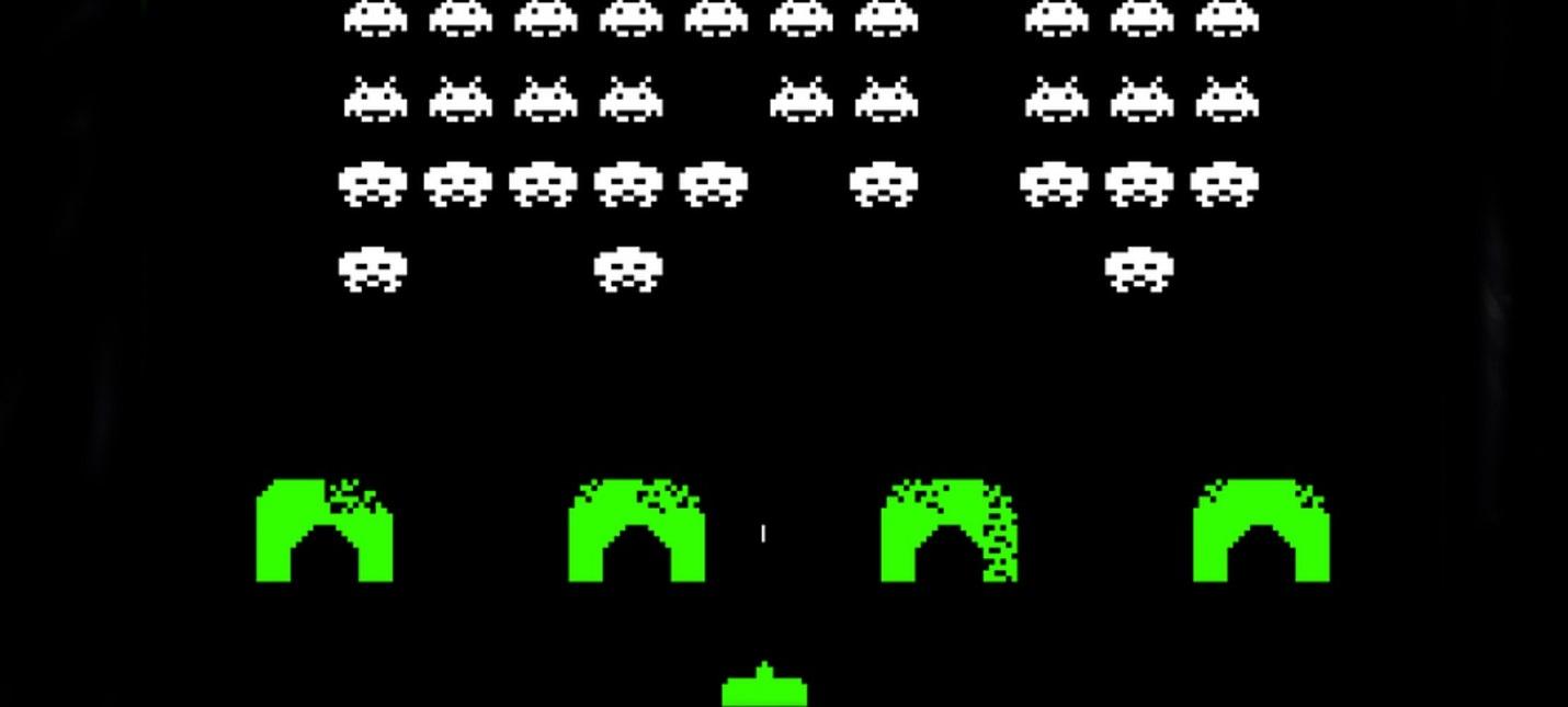 В производство запущен фильм по Space Invaders
