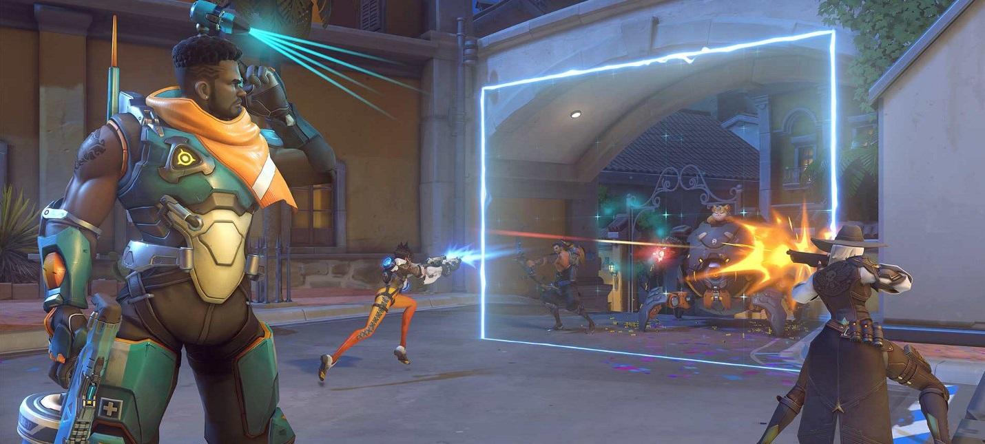 Blizzard тестирует остановку матчей Overwatch для борьбы с читерами