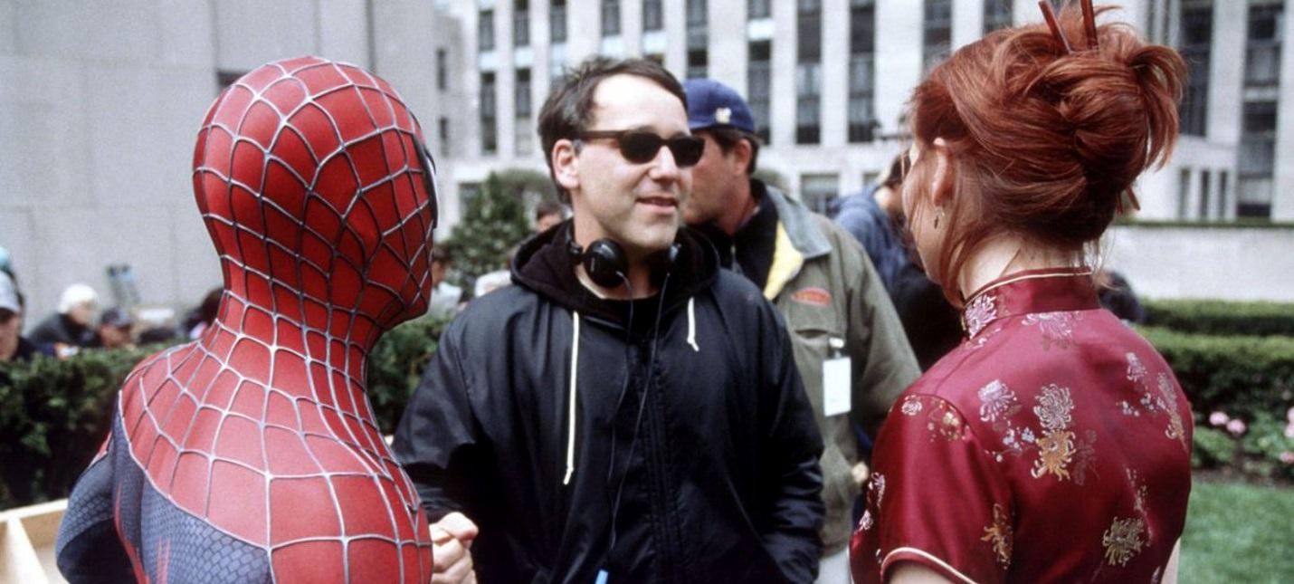 """Сэм Рэйми до сих пор думает о """"Человеке-пауке 4"""""""