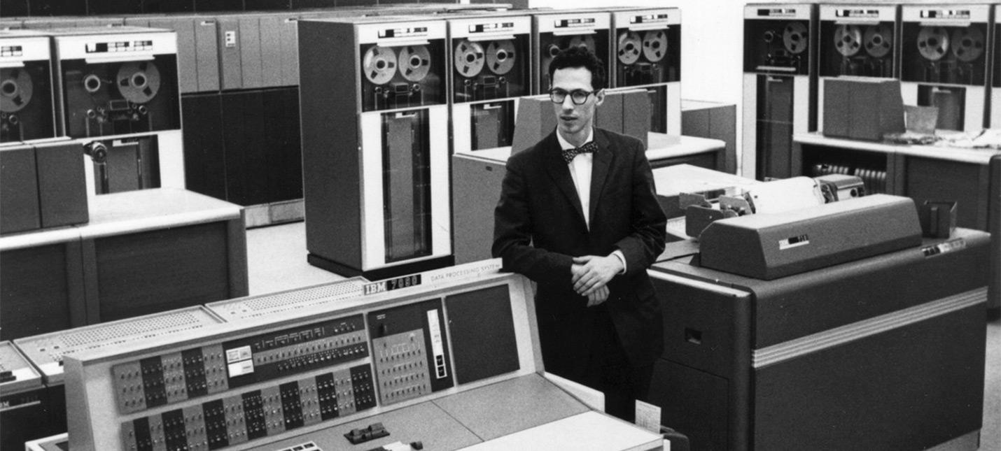 Создатель компьютерного пароля умер в возрасте 93 лет