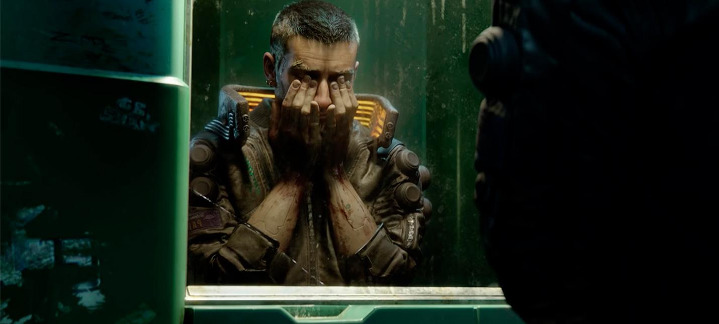 CD Projekt RED рассказала о религии и резне в церкви в Cyberpunk 2077