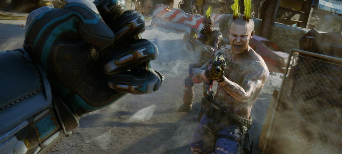 В Rage 2 появятся New Game+, режим Ironman и фонарик