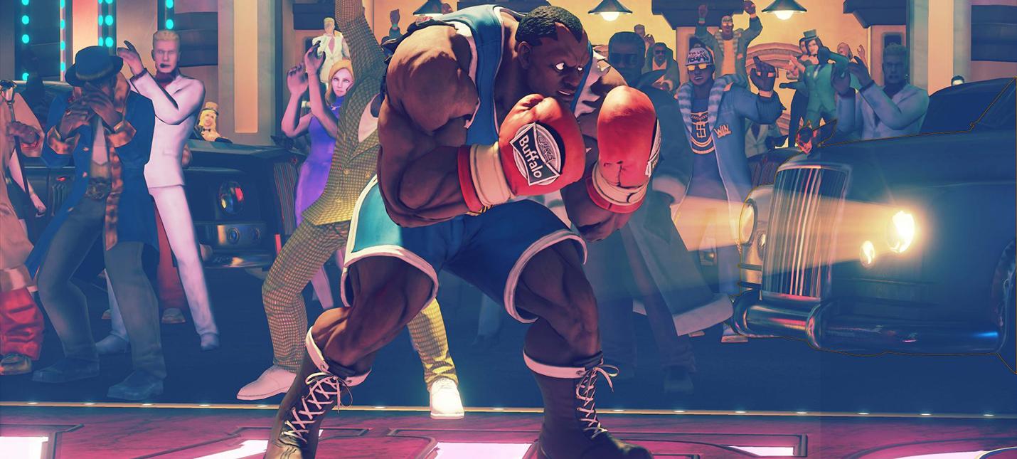Майк Тайсон не знал о существовании Балрога, персонажа-бойца Street Fighter 2