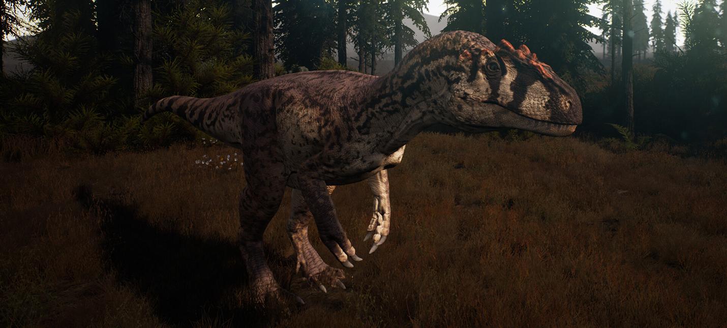 Path of Titans — новая MMO игра про выживание в роли динозавра