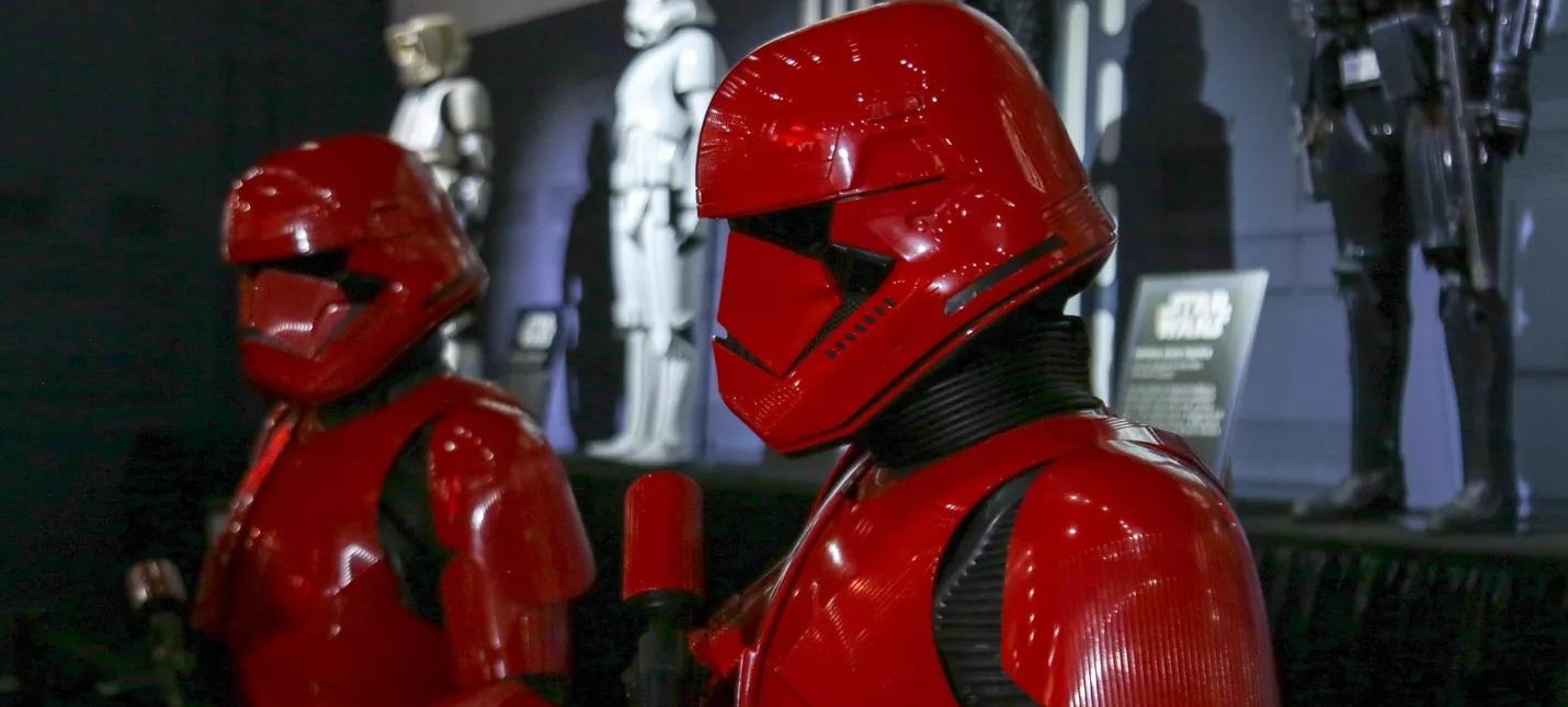SDCC 2019: Имперские штурмовики на стенде Star Wars