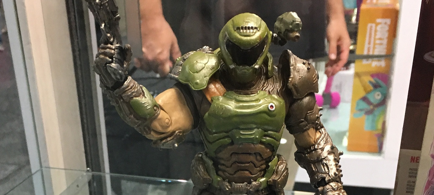 SDCC 2019: Новые коллекционные фигурки от McFarlane Toys