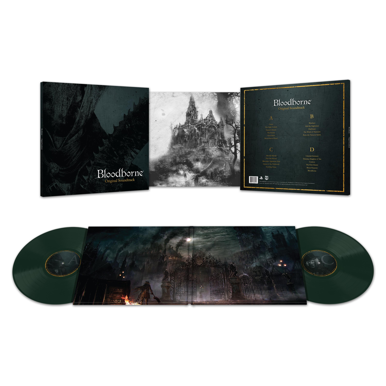 Саундтрек Bloodborne выйдет на виниле
