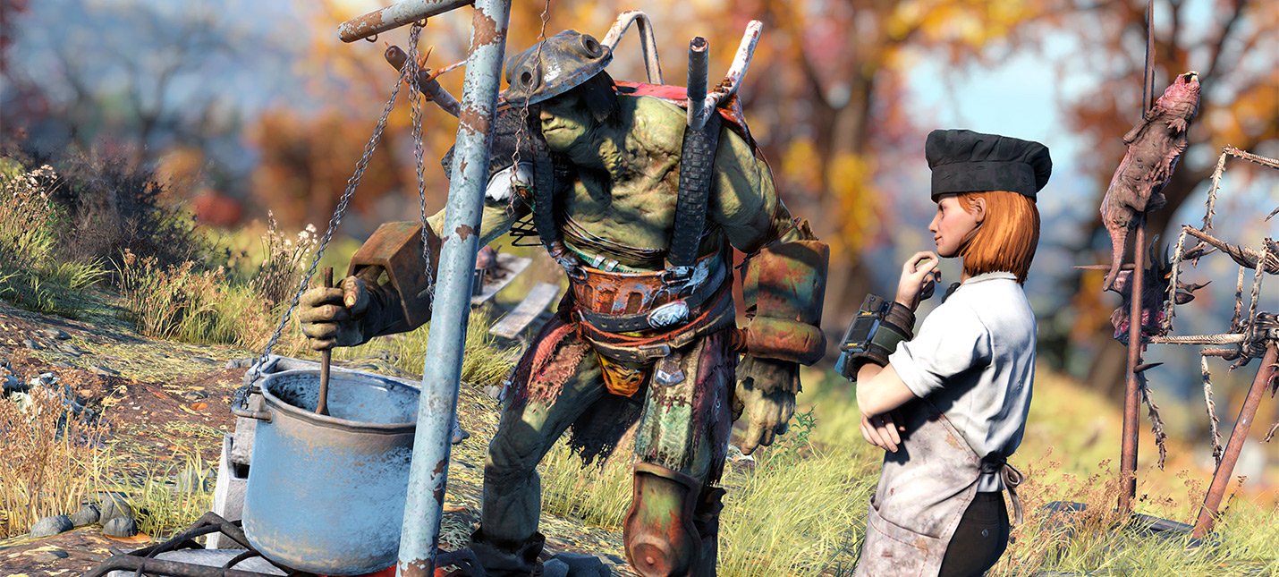 """Следующее большое событие Fallout 76 посвящено """"Мясной неделе"""""""