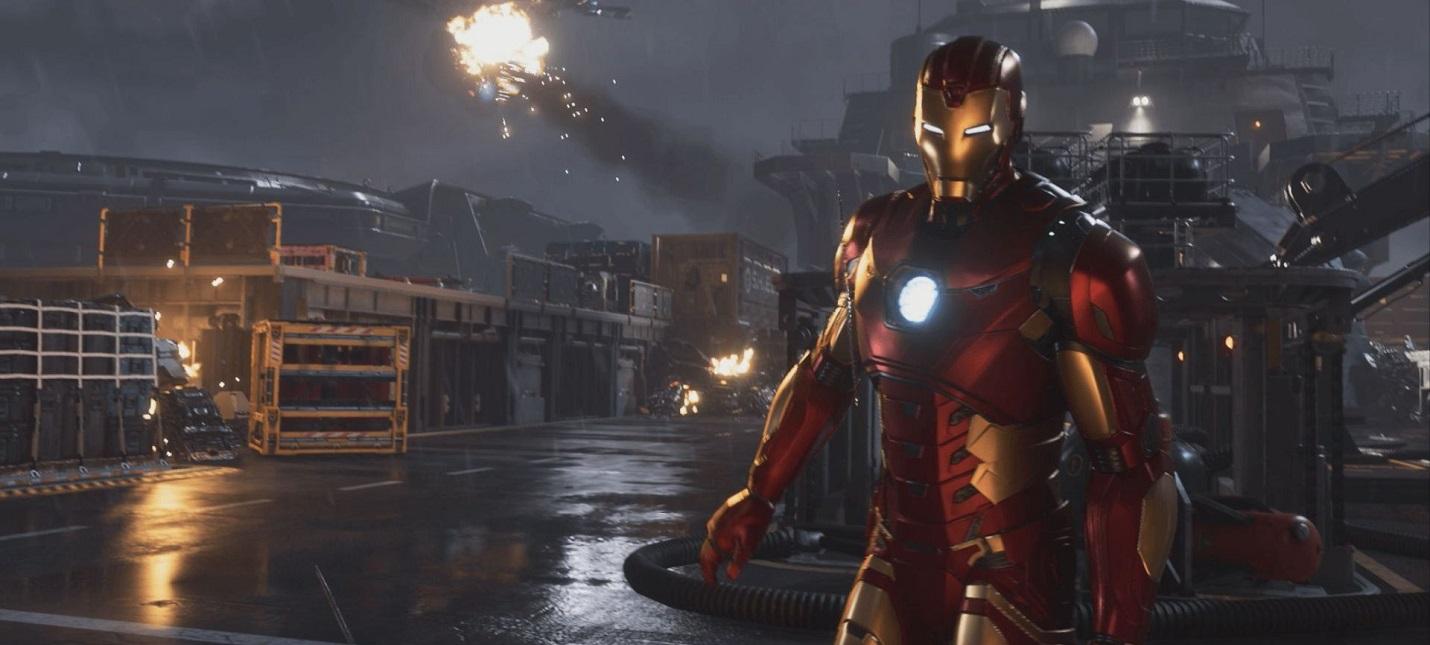 SDCC 2019: В сети появилась полная версия геймплея Marvel's Avengers