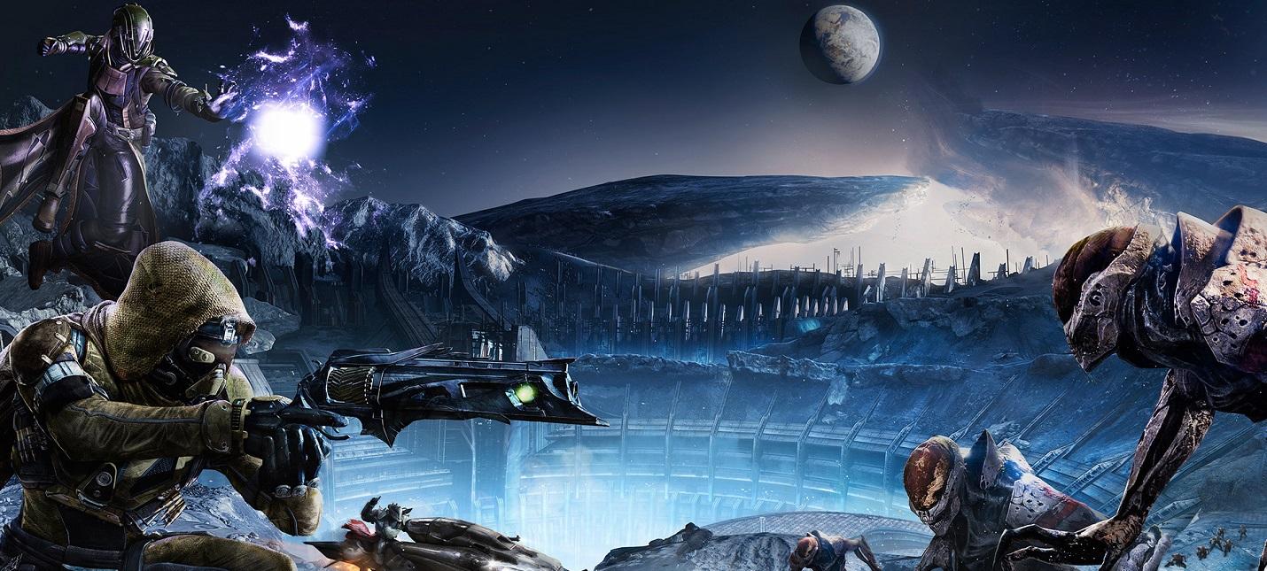 Bungie показала, какой будет Луна в Destiny 2: Shadowkeep