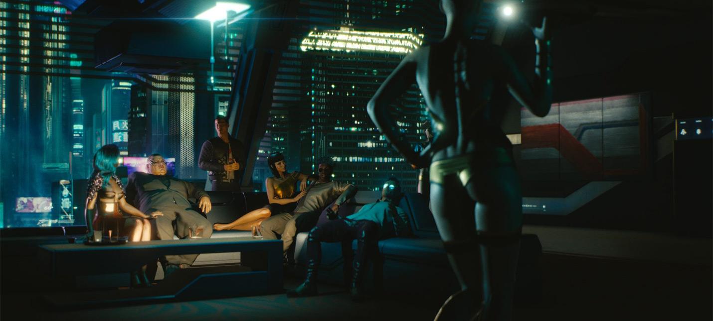 CD Projekt RED потребовалось два года, чтобы перейти к сеттингу Cyberpunk 2077