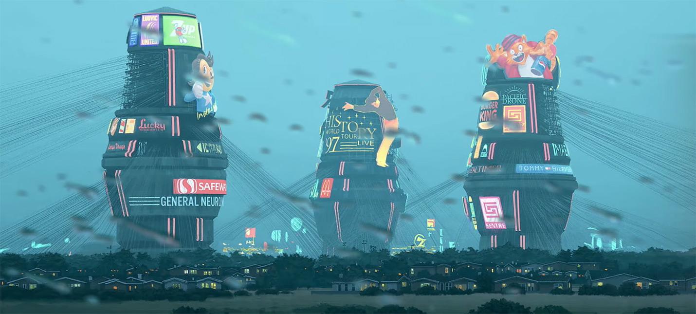 Фанат создал потрясающую анимацию на основе артов Саймона Сталенхага