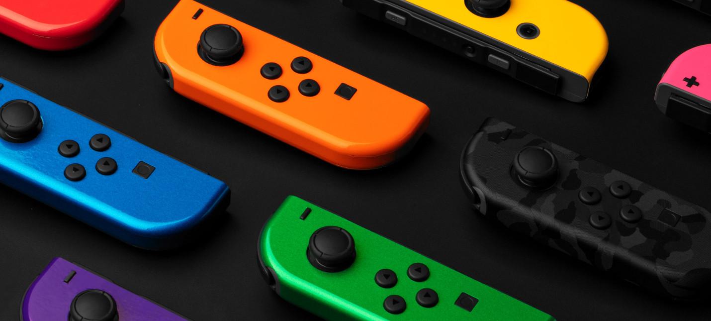 Американская компания подала в суд на Nintendo из-за проблем с геймпадами Joy-Con