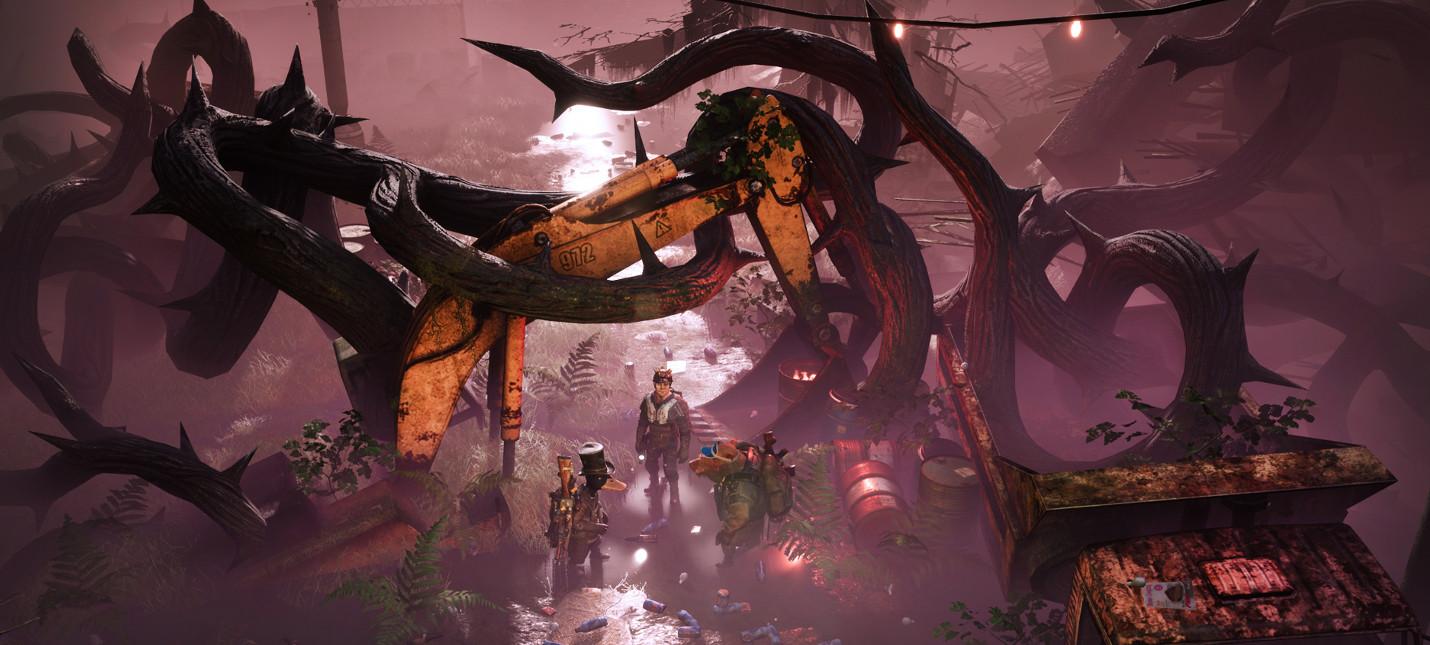 Персональный трейлер огнедышащего лося из Mutant Year Zero: Seed of Evil