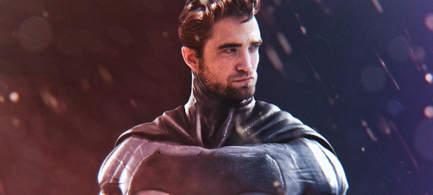 Продюсер Бэтмена защищает Роберта Паттинсона от негативной реакции