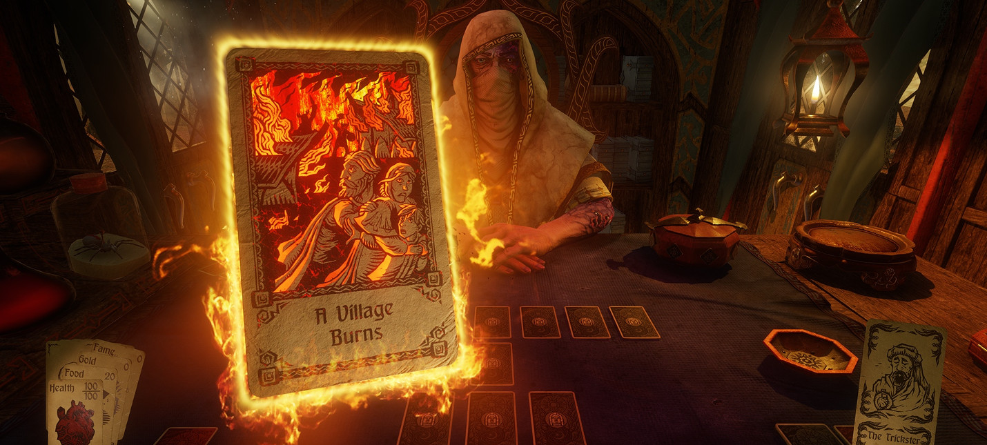 Разработчики Hand of Fate сообщили о закрытии