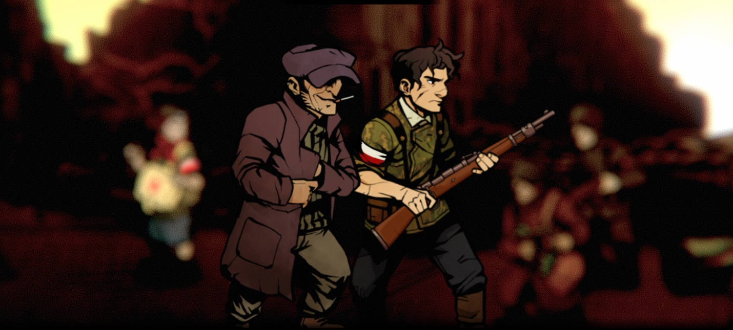 13 минут геймплея тактической RPG Warsaw
