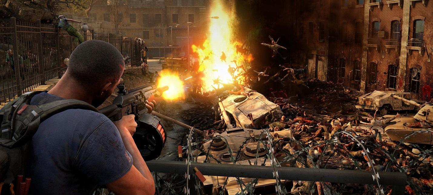 Доходы Focus Home Interactive за первый квартал выросли на 49% благодаря World War Z
