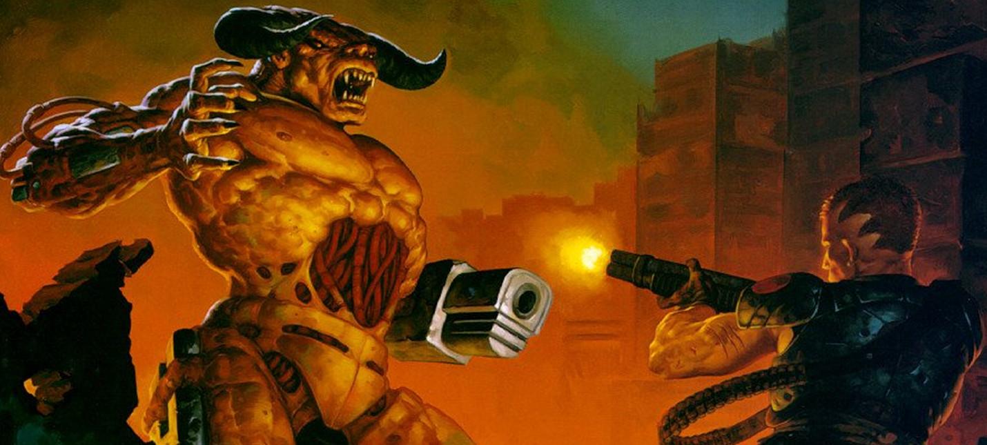QuakeCon 2019: Doom, Doom 2 и Doom 3 неожиданно вышли на PS4, Xbox One и Switch