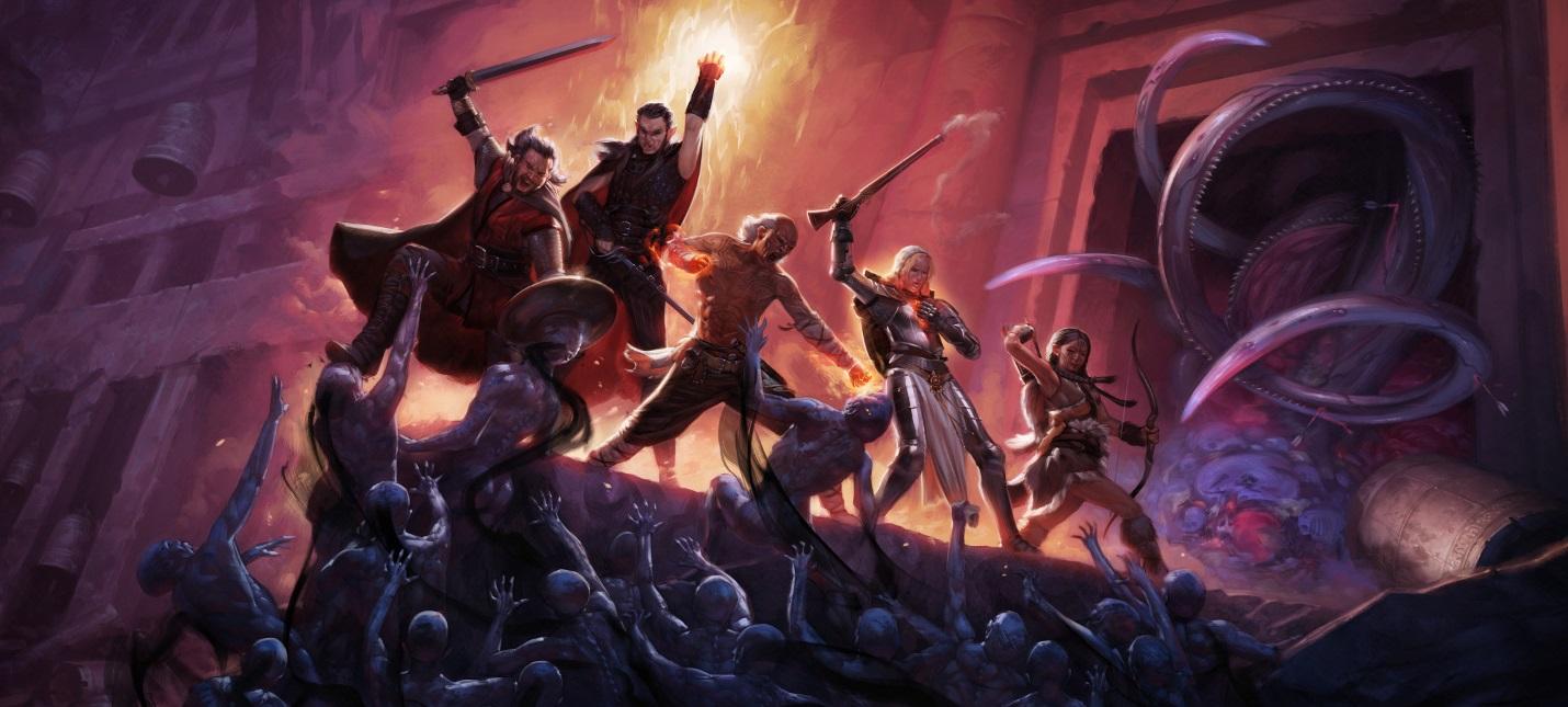 Pillars of Eternity: Complete Edition выйдет на Nintendo Switch в августе