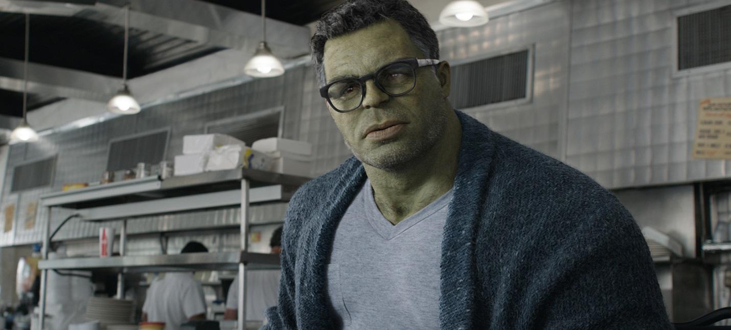 """Кульминация технологий — как создавался Халк для """"Мстителей: Финал"""""""