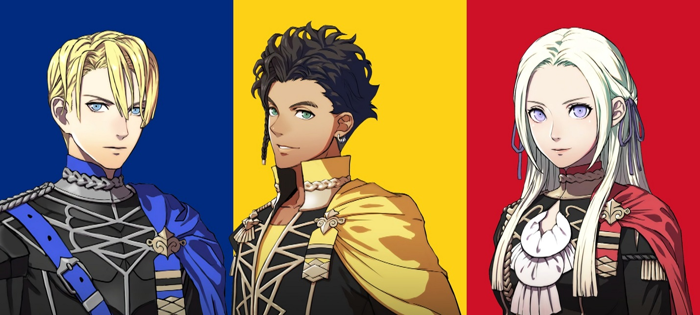 UK-чарт: Старт Fire Emblem: Three Houses оказался мощнее Wolfenstein: Youngblood