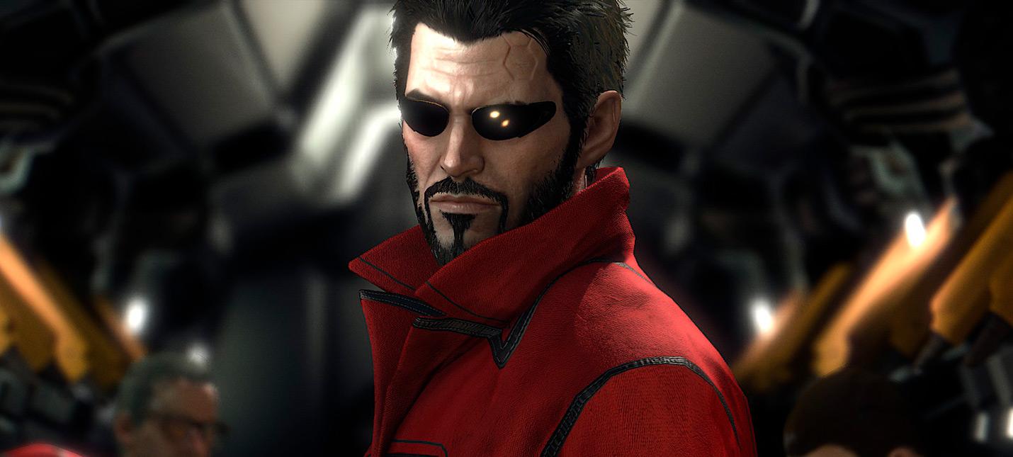 Сиквел Deus Ex: Human Revolution хотели сделать без Адама Дженсена