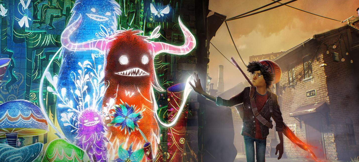 PS4-эксклюзив Concrete Genie выйдет в октябре