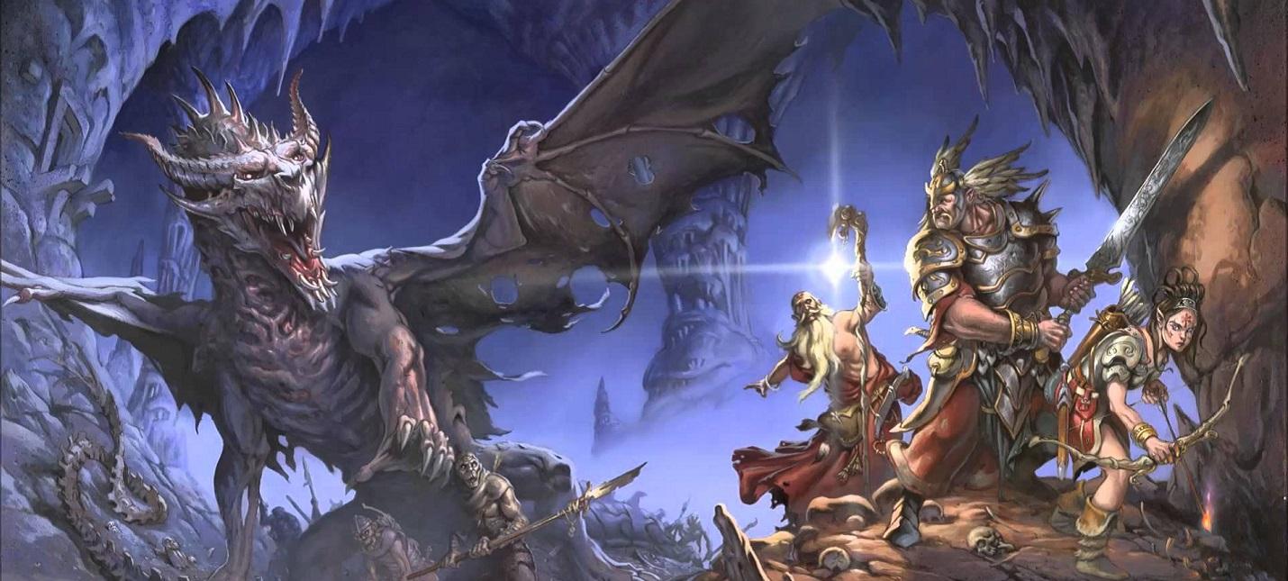 """Сценаристы """"Человек-Паук: Возвращение Домой"""" взялись за экранизацию Dungeons & Dragons"""