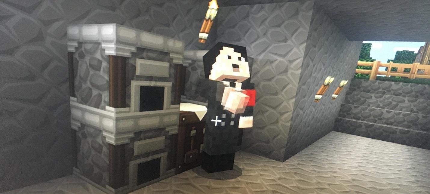 Twitch наложил временный бан на стримера за показ скина Гитлера в Minecraft