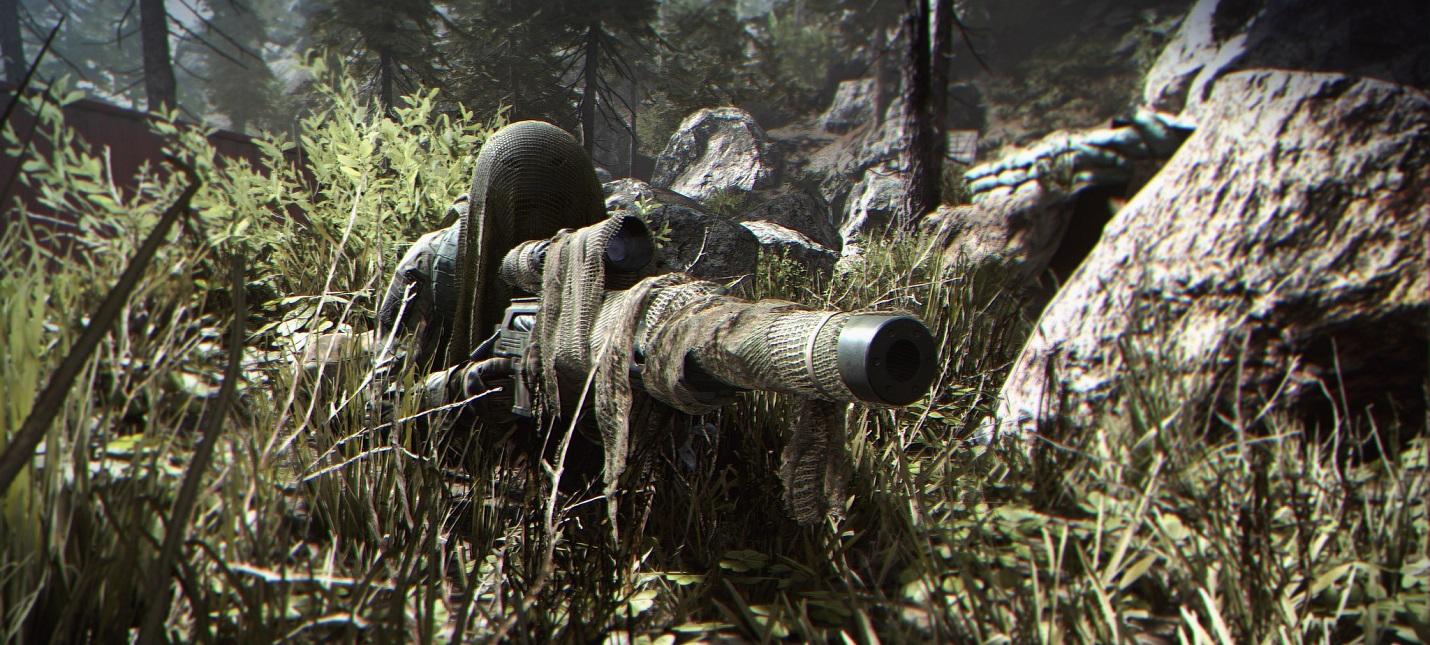 Прямой эфир: Мировая премьера мультиплеера Call of Duty: Modern Warfare