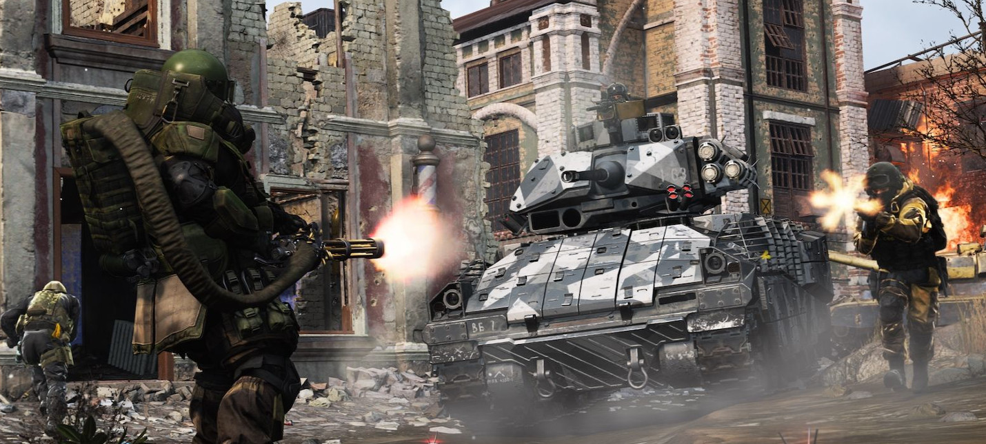 Трейлер мультиплеерного режима Call of Duty: Modern Warfare