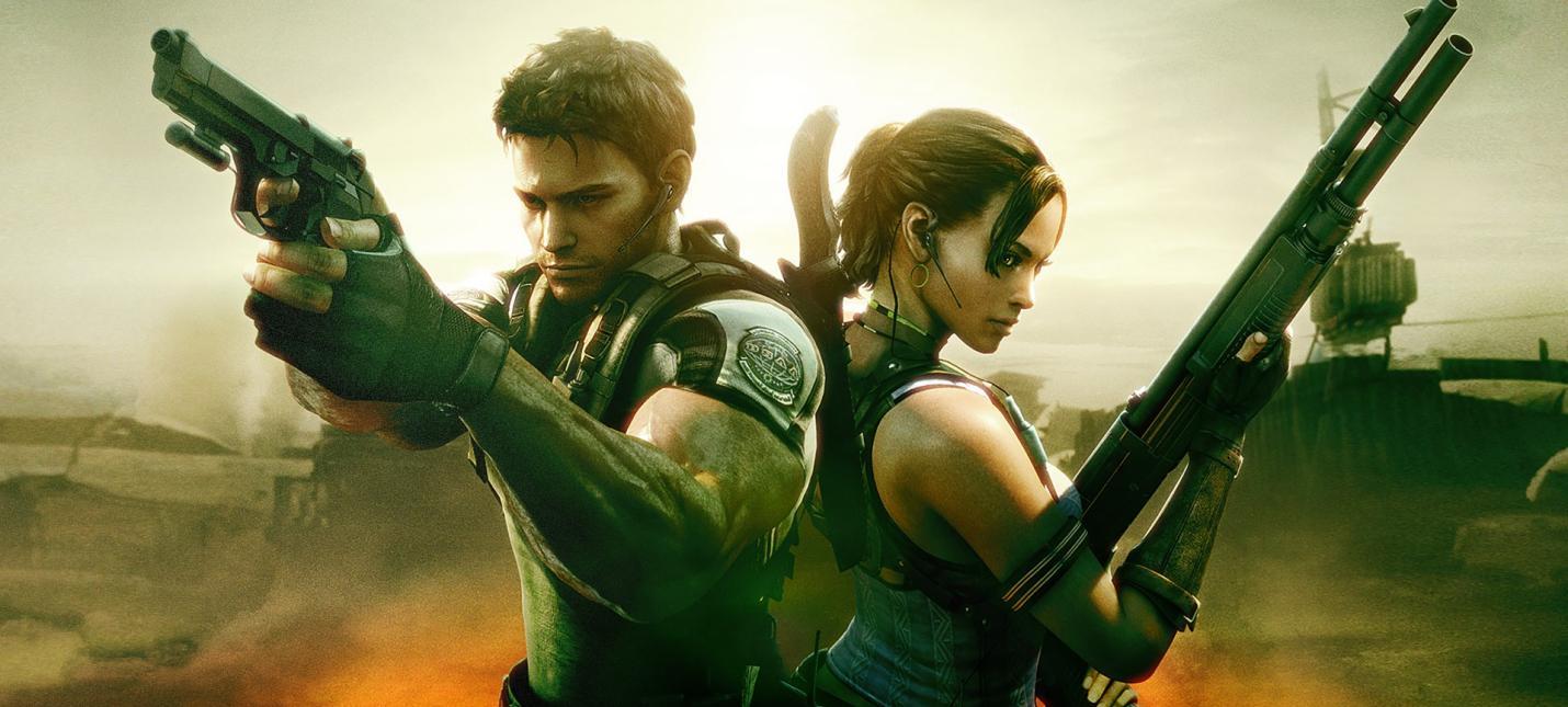 Resident Evil 5 стала самым продаваемым хоррором в США