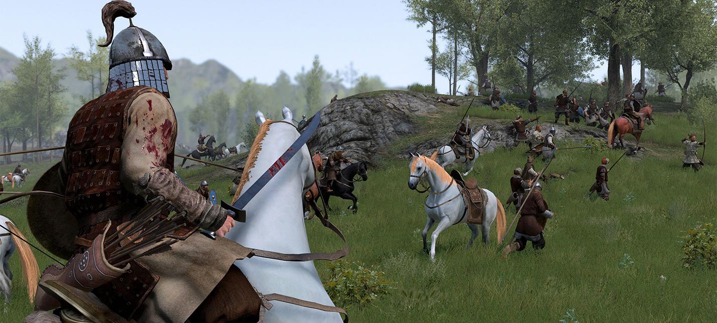 21 минута геймплея Mount & Blade 2: Bannerlord