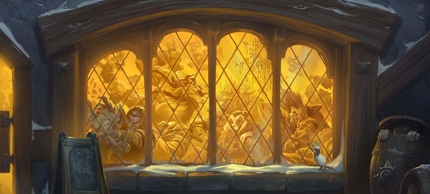 Таверна из Hearthstone появилась на тестовых серверах World of Warcraft