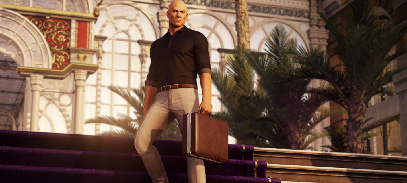 Самонаводящийся чемодан вернется в Hitman 2