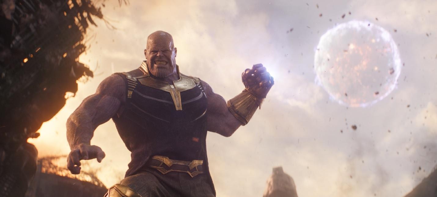 "Моддер добавил Таноса из ""Мстители: Финал"" в GTA 5"