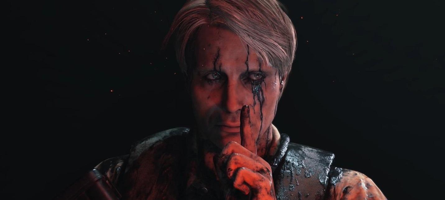На gamescom 2019 покажут что-то по Death Stranding