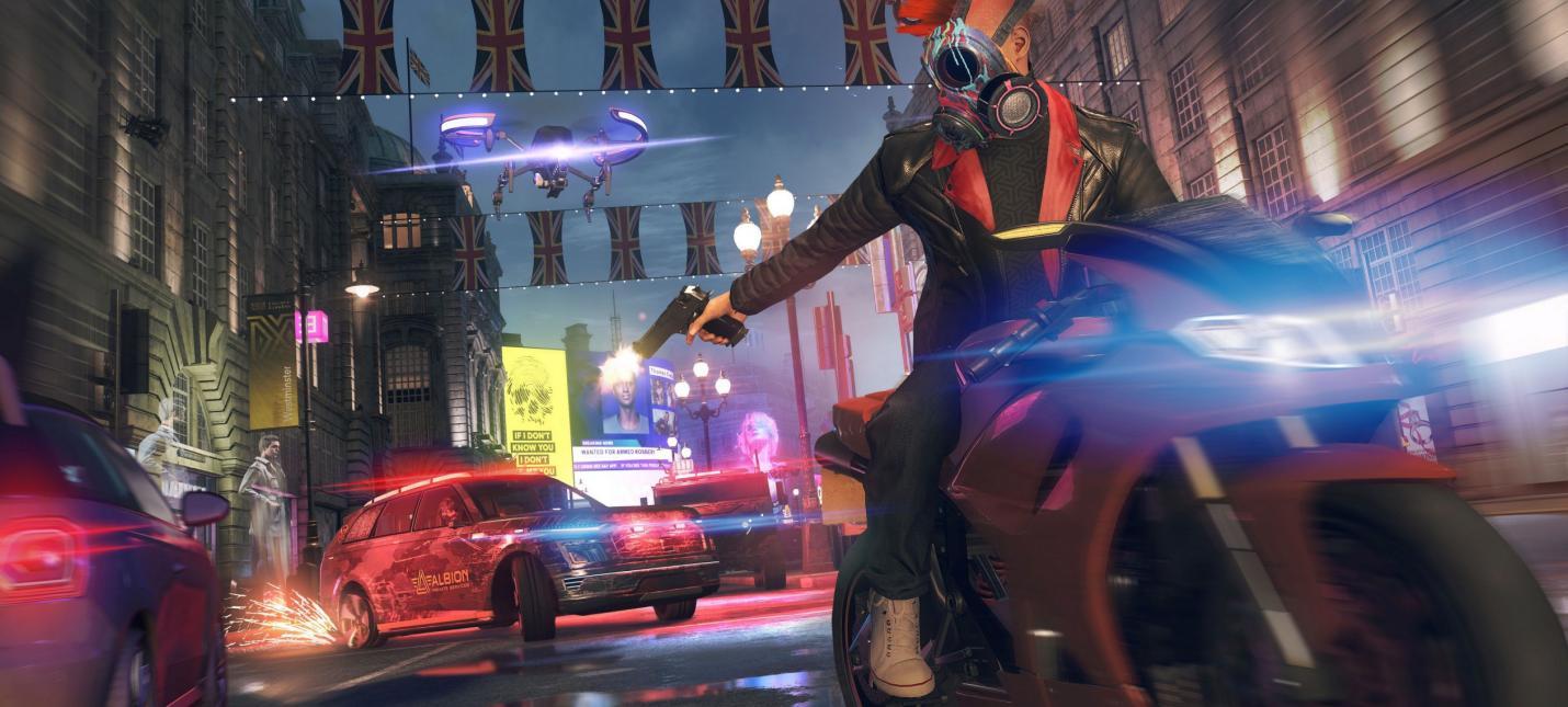 Watch Dogs Legion и Ghost Recon Breakpoint — что Ubisoft покажет на gamescom 2019