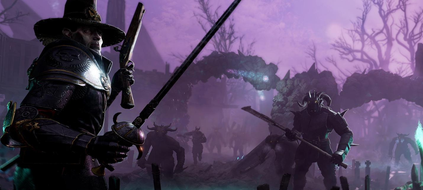 Орды зверолюдей в трейлере дополнения Warhammer: Vermintide 2 — Winds of Magic